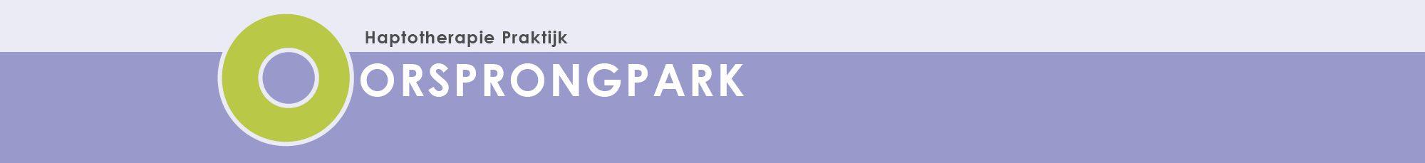 Haptotherapie Praktijk Oorsprongpark